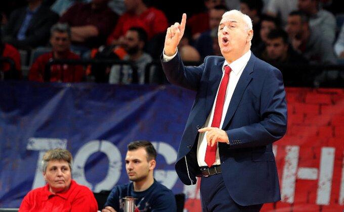 """Šakota o """"problemima koji se tiču samo Zvezde"""", Pavićević stao u odbranu """"crveno-belih""""!"""