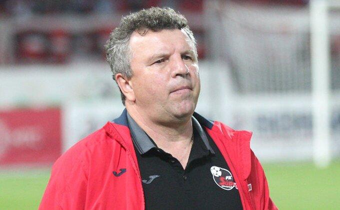 """Trener Suduve: """"Trudili smo se, Zvezda ipak kvalitetnija"""""""