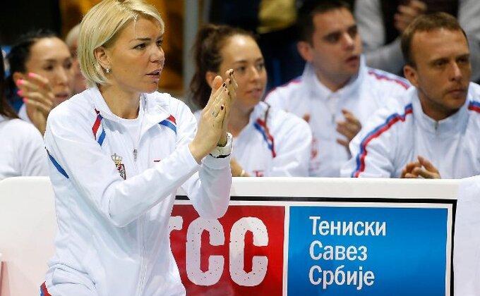 Selektorka srpskih teniserki: ''Veliko iznenađenje!''