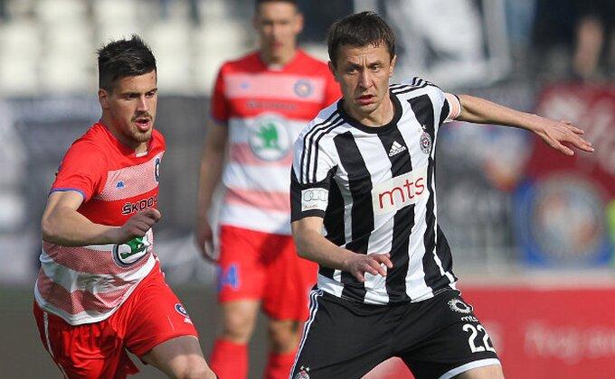 Šta kapiten Partizana kaže o odlasku Tomića?