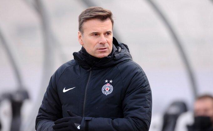 Stanojević odredio, ovo je Partizanov tim za meč sa trećim timom Ukrajine! (SASTAVI)