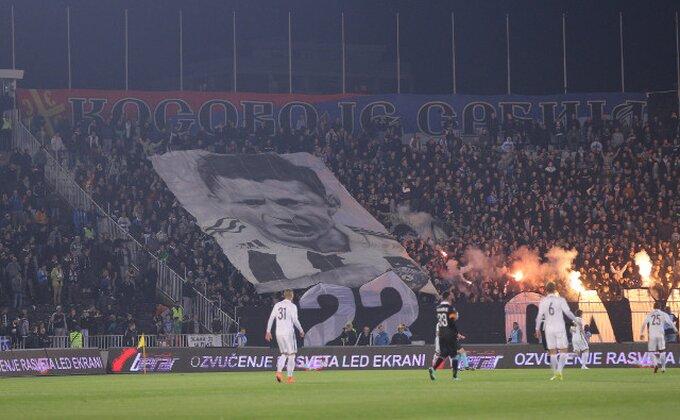 Ilić ponosan na rekord, poštuje istoriju Partizana
