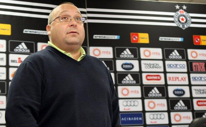 Vuletićev pogled u budućnost: ''Partizan će ovako do - 50. TITULE''