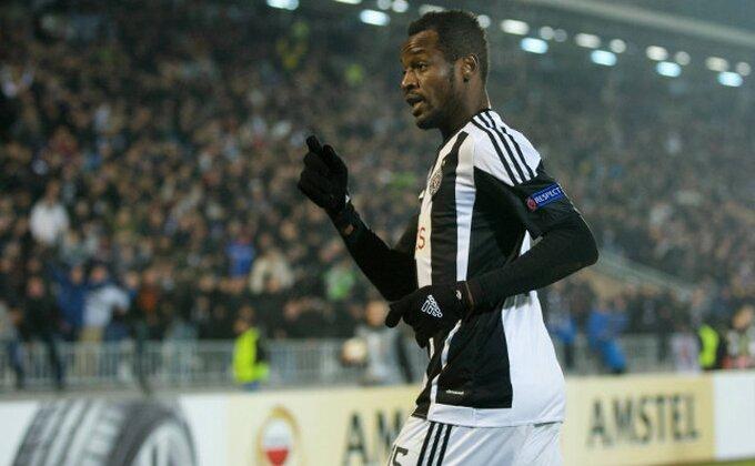 Abu Oumaru ponovo rešeta - ČETIRI gola na dve utakmice!