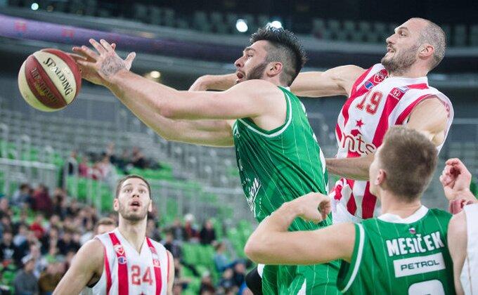 ABA - Olimpija je gazda u Sloveniji