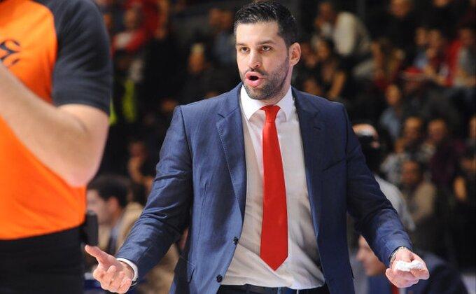 Alimpijević poziva na oprez, Zvezda bez Antića i Feldina u Skoplju