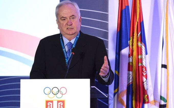 Olimpijski komitet Srbije dobio novog sponzora