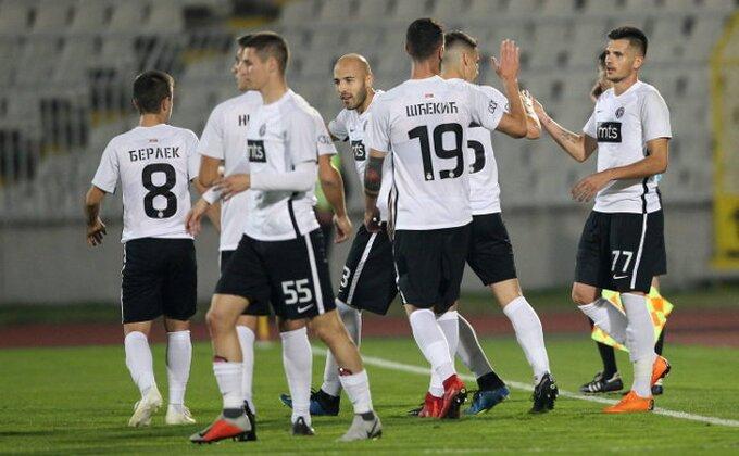 Hendikep za Partizan - Povredio se jedan od najboljih!