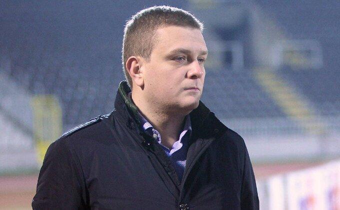 Vazura obradovao ''Grobare''! Ima li za Partizan većeg pojačanja ove zime?