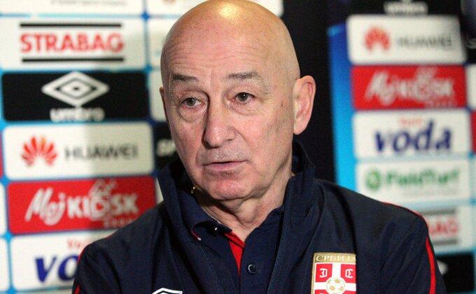 Muslin došao na poslednji trening ''Orlića'' pred put na EP - Evo šta im je poručio