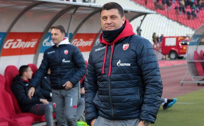 Zvezdi poništen gol, Milojević pobesneo na sudiju Grujića, igrači sve nervozniji!