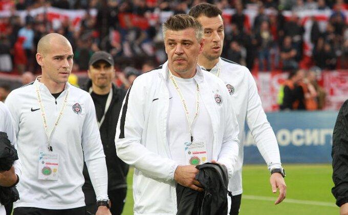 Partizan ostao bez velike želje Miloševića, defanzivac uskoro u Nemačkoj?