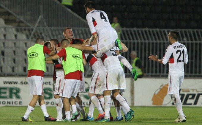 Fudbaleri Voždovca očekuju pobedu u Nišu