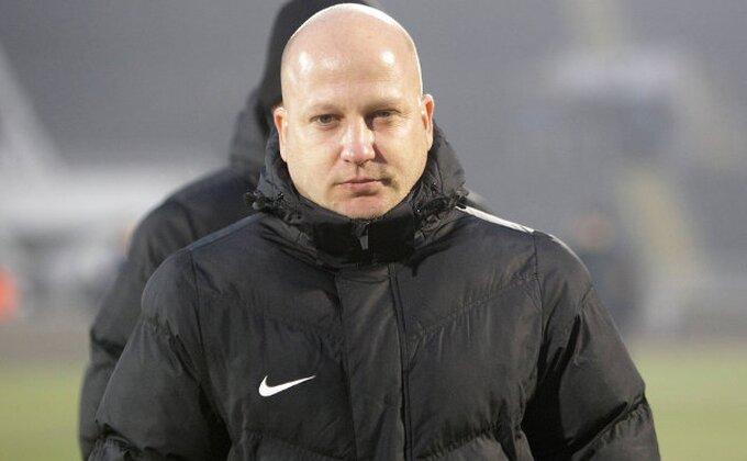 Trener Partizana zahvalio Božoviću i Zvezdi na gostoprimstvu