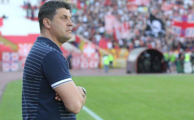 """Milojević: """"Nije bilo nervoze, znali smo da će nam trebati strpljenja. Igrači imaju karakter"""""""
