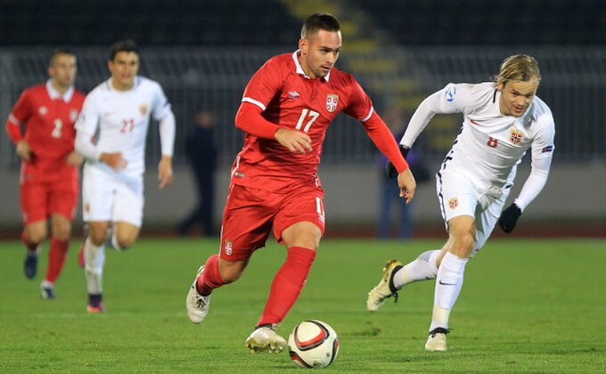 Andrija Živković za ''Sportske'' objasnio zašto je meč sa Gibraltarom bio težak