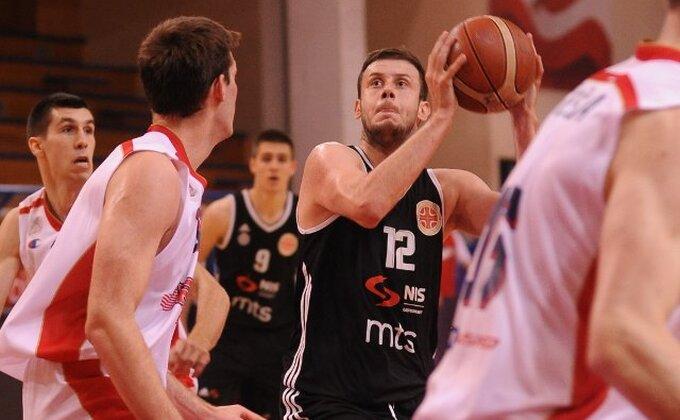 SL - Partizan nastavio niz u Železniku