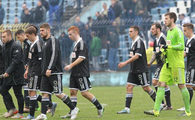 Neverovatno - 40 igrača ove sezone igralo za Partizan