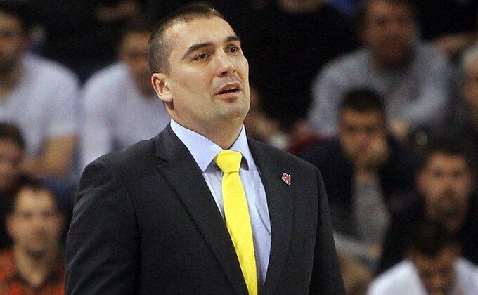 """Milojević: """"Jako bitan meč za plasman u ABA ligu"""""""