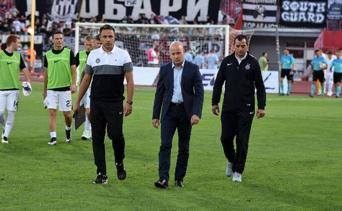 Nikolić ne vidi ozbiljne probleme u igri Partizana