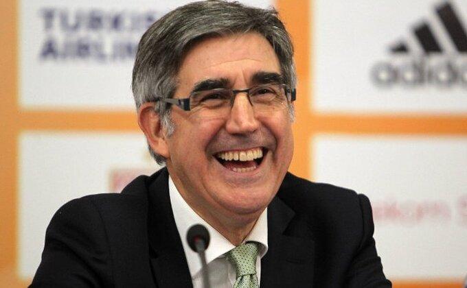 Mislite da je Evroliga prenaporna? Bertomeu hoće JOŠ VIŠE utakmica!