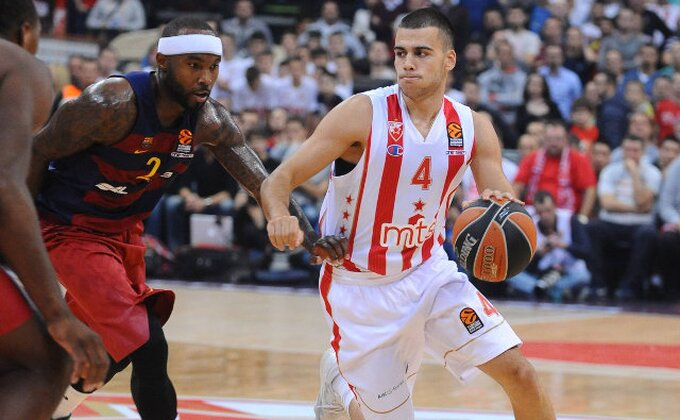 U istom danu kad i Radonjić, transfer bivšeg Zvezdinog košarkaš