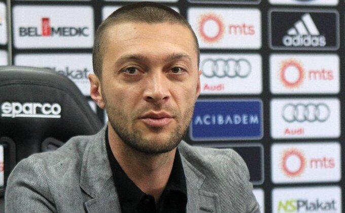 Partizan - Privremena uprava zadovoljna radom sportskog sektora