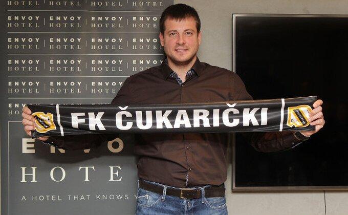 Rez na Brdu - Lalatović više nije trener Čukaričkog!