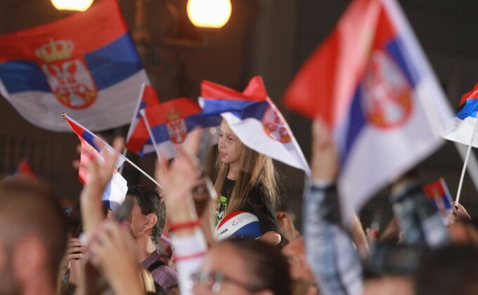 """Čuveni """"Ultras world"""" podelio fotografije iz Prve lige Srbije! Evo koji navijači su ih zasenili!"""