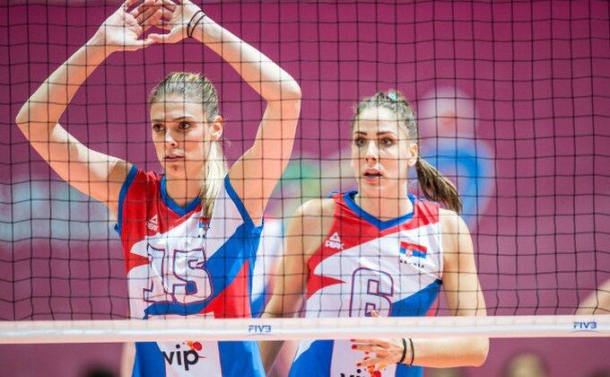 GP: Srbija u Grupi J sa SAD i Italijom