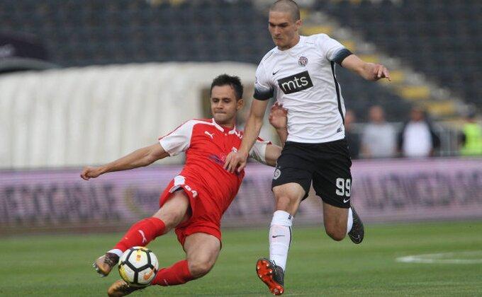 Bivši defanzivac Partizana pojačao Čukarički!