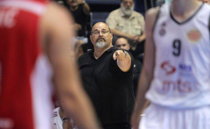 Partizan remizirao sa Klužom - Birčević sa klupe bodrio saigrače