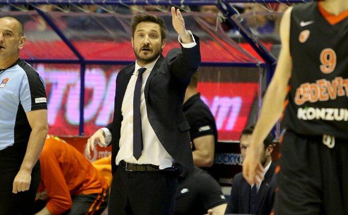 """Poceko: """"Ja sam budala i klovn, a Zvezda je igrala najbolju košarku u Evropi"""""""