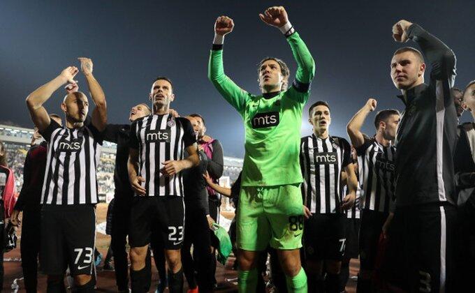 Sadikov het-trik, Partizan u sjajnom raspoloženju pred AZ!