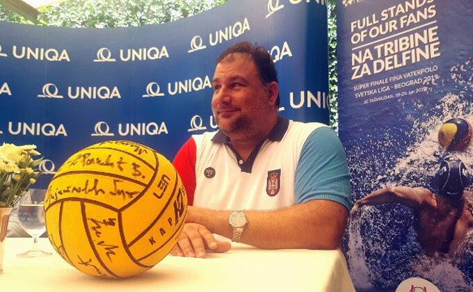 Dejan Savić odredio spisak za Evropsko prvenstvo