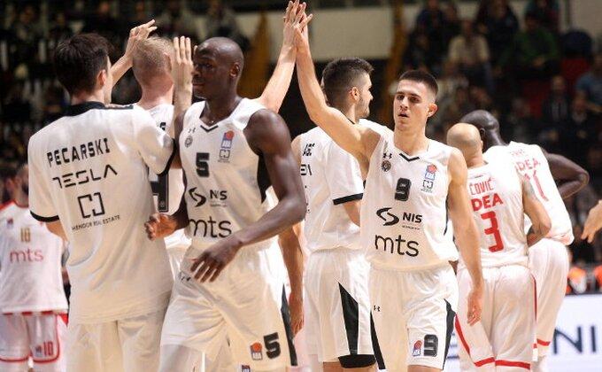 Sve je jasno, Partizan ima otvoren put ka četvrtfinalu!