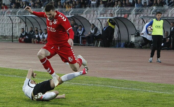 Prvi strelac lige poželeo sreću Partizanu