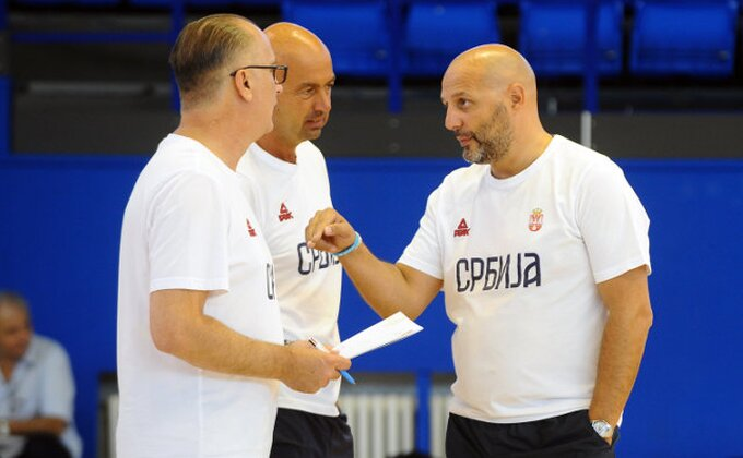 "Legende srpske košarke za 'Sportske': ""Srbija i dalje favorit za medalju!"""