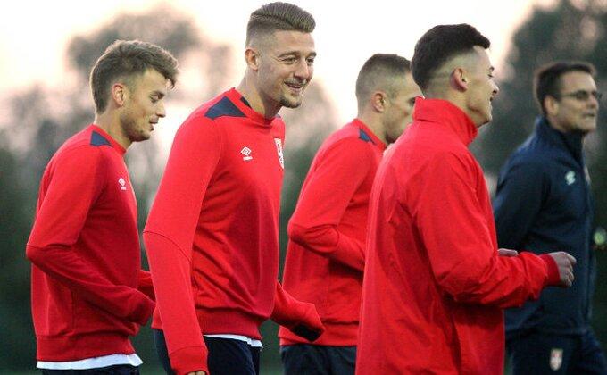 Scenario iz snova - Sergej i Ronaldo u istom dresu?!