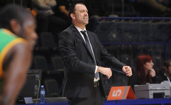 Partizan pred FMP - Čanak najavio igru ''na visokom nivou''