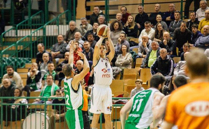 Partizan gubi od Vršca na poluvremenu!