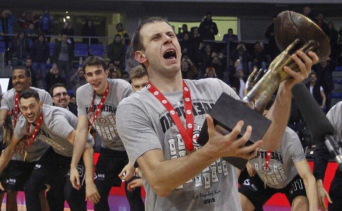 Trinkijeri zna da je Partizan ''nešto posebno'', Novica najavljuje napad na nove trofeje!