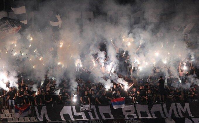 """""""Grobari"""" imaju logiku, evo zbog čega je Partizan najbolji klub u Evropi! (TVITOVI)"""