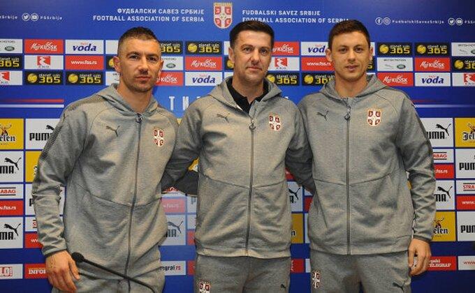Krstajić objasnio zašto Mile Svilar nije pozvan u reprezentaciju