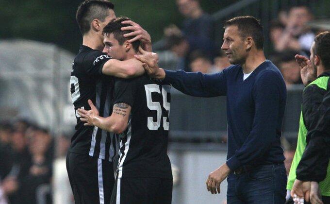 Sjajan početak Partizana, mat u tri poteza!