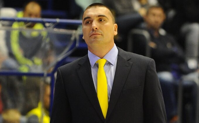 """Milojević: """"Biće bolje, ovakve utakmice donose iskustvo"""""""