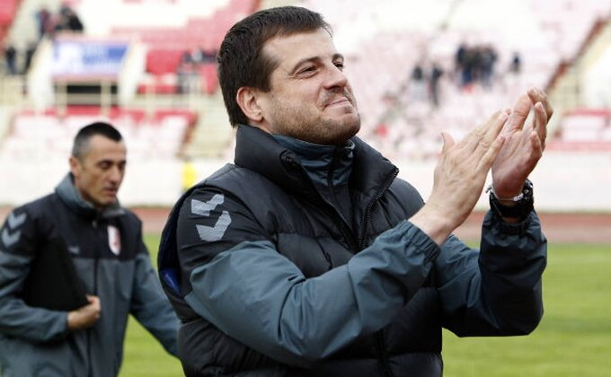 """Lalatović zadovoljan, ali ističe: """"Nećemo da budemo prvaci"""""""