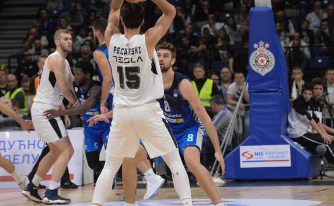 Partizan ne može nikog da pobedi, čak ni Zadar u Areni!