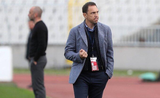 Voždovac ima novog trenera, debituje protiv Krstajića!