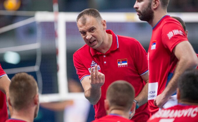 """Grbić pred Svetsko prvenstvo: """"Sve je moguće, pa i da budemo prvaci sveta!"""""""